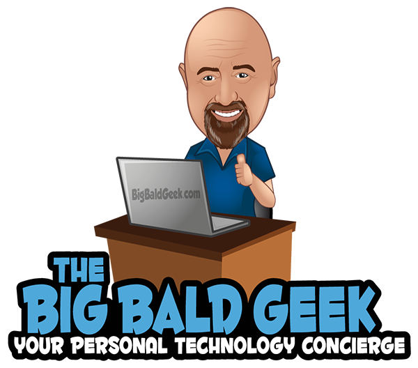 The Big Bald Geek